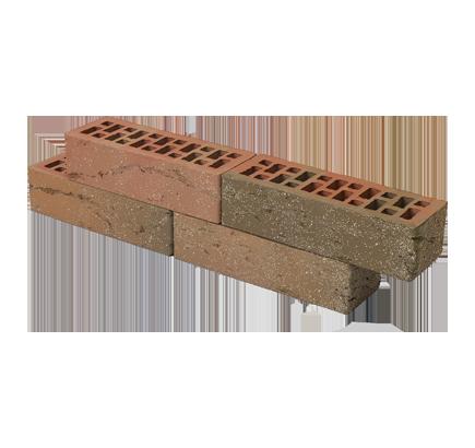 Кирпич лицевой Braer баварская кладка кора дуба с песком евро