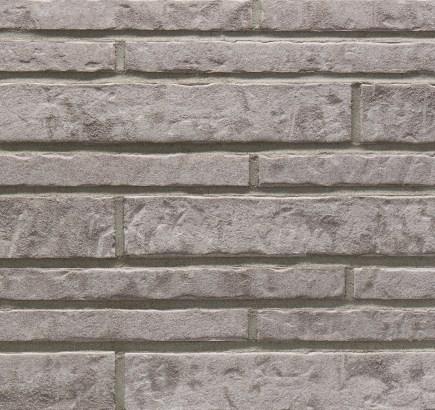 Клинкерная фасадная плитка Stroeher Zeitlos 237 austerrauch, 400х71 мм