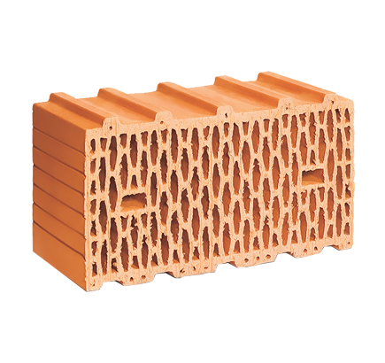 Керамический блок ЛСР 14,3 NF, 510х250х219 мм