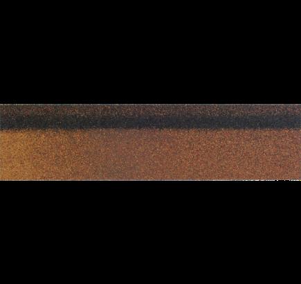 Коньково-карнизная черепица Shinglas оранж