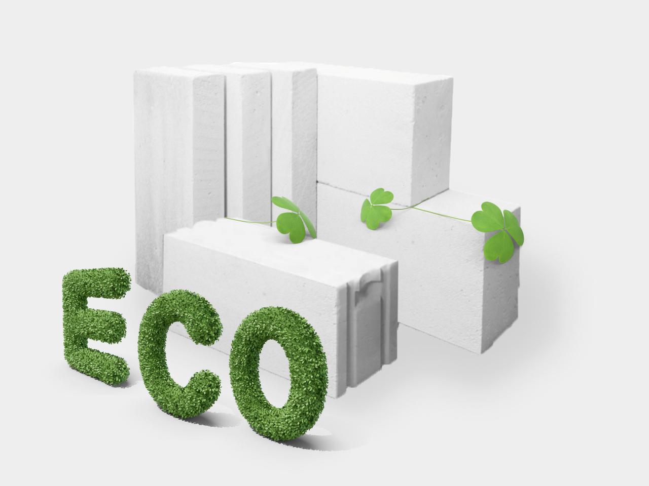 Экологичность газобетона фото