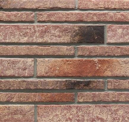Клинкерная фасадная плитка Stroeher Zeitlos 357 backstein, 400х71 мм