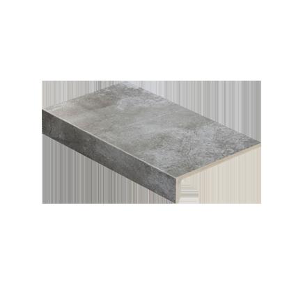 Клинкерная ступень прямоугольная Stroeher Aera 710 crio, 294х175 мм
