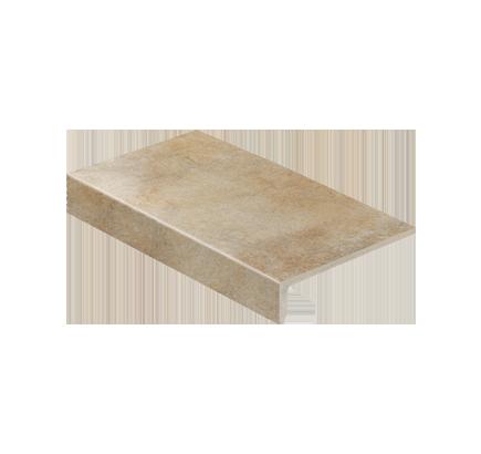 Клинкерная ступень прямоугольная Stroeher Aera T 727 pinar, 294х175 мм