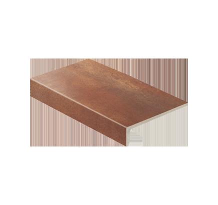 Клинкерная ступень прямоугольная Stroeher Aera T 728 core, 294х175 мм