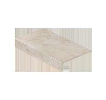 Клинкерная ступень прямоугольная Stroeher Asar 620 sass, 294х175 мм