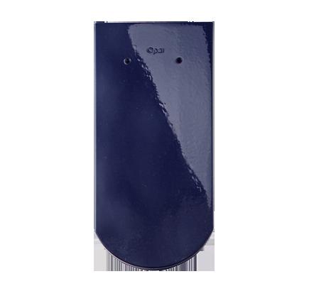 Керамическая черепица Braas Opal синий бриллиант