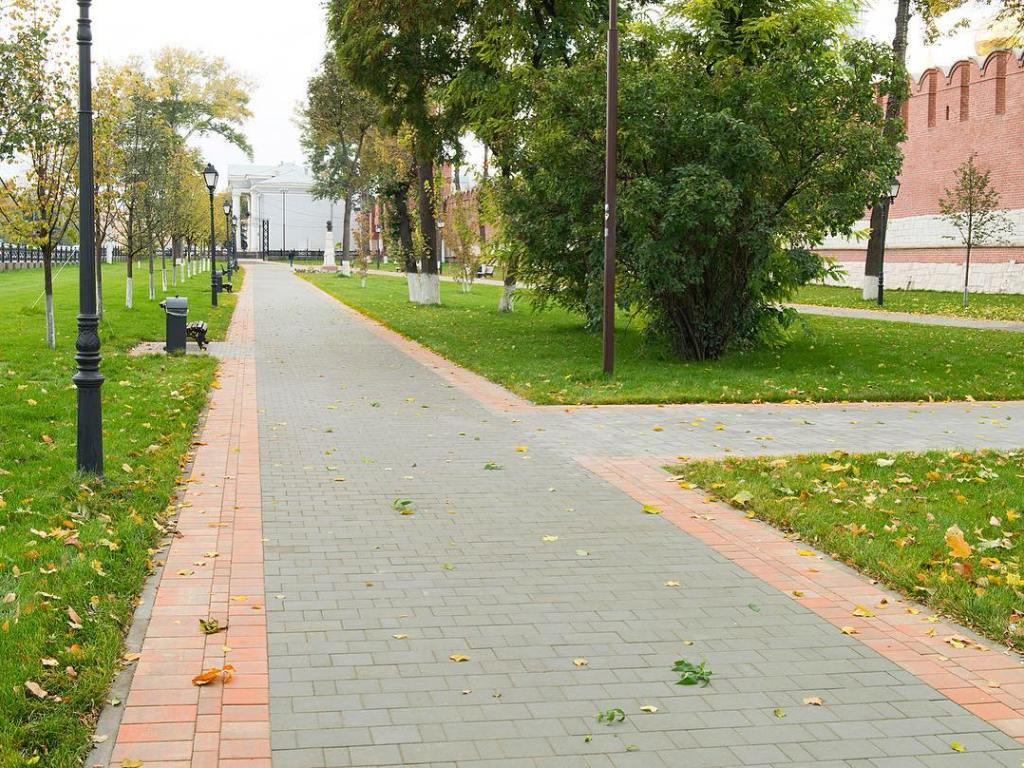 Тротуарная плитка Braer Старый Город Венусбергер серый
