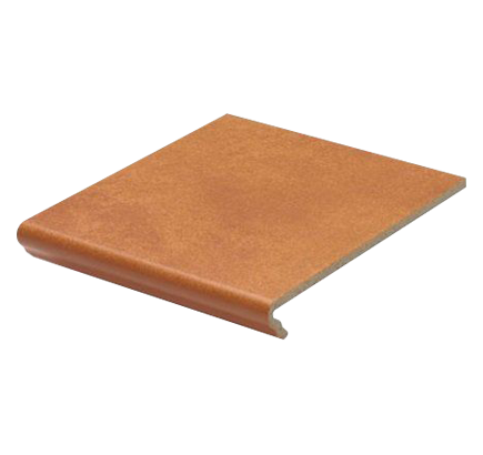 Клинкерная ступень флорентинер Euramic Cadra 524 male, 294х340 мм