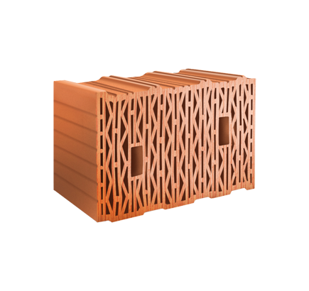 Керамический блок ЛСР 10,7 NF теплый, 380х250х219 мм