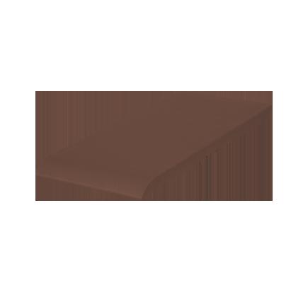 Клинкерный подоконник King Klinker коричневый (03), 350х120х15 мм