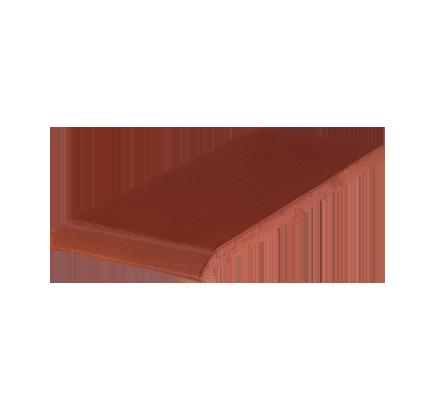 Клинкерный подоконник King Klinker нота цинамона (06), 245х120х15 мм