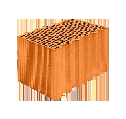 Керамический блок Porotherm 10,7 NF Thermo, 380х250х219 мм