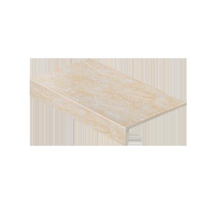 Клинкерная ступень прямоугольная Stroeher Roccia 833 corda, 294х175 мм