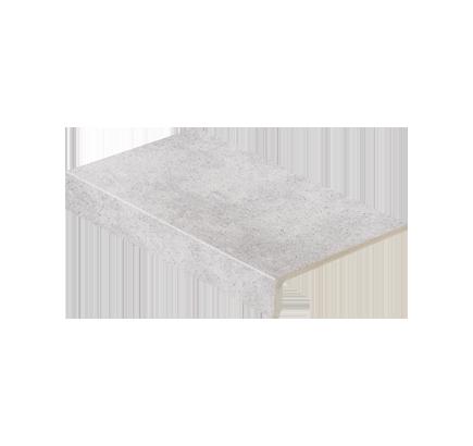 Клинкерная ступень прямоугольная Stroeher Roccia 837 marmos, 294х175 мм
